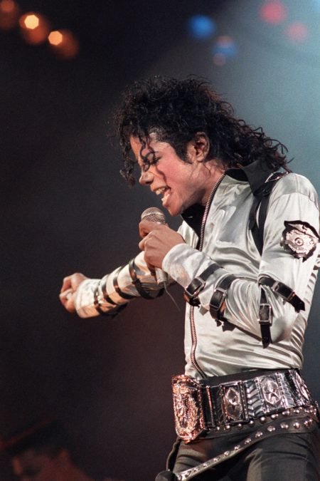 Michael Jackson - PATRICK KOVARIK/AFP/Getty Images