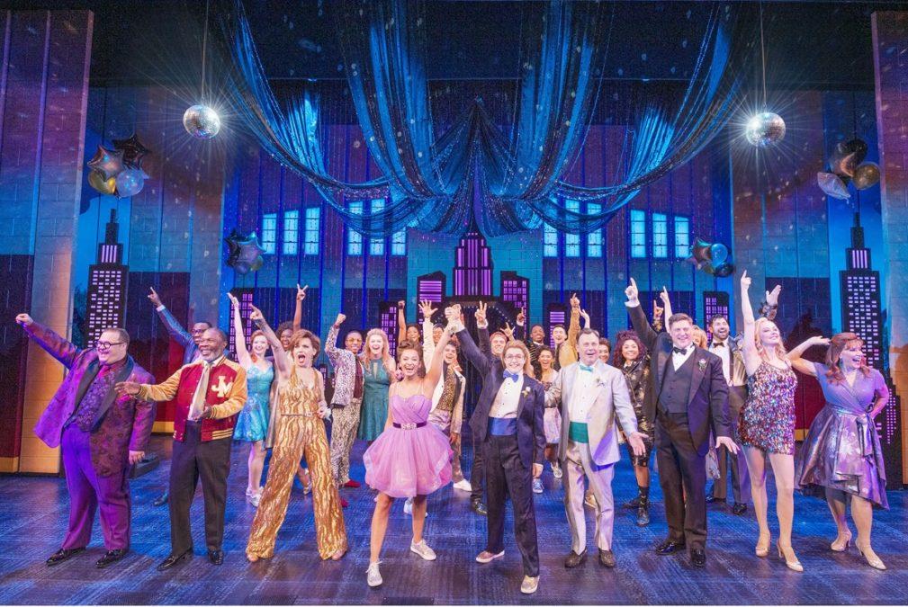Show Photo - The Prom - Broadway - 10/18 - Photo: Deen Van Meer