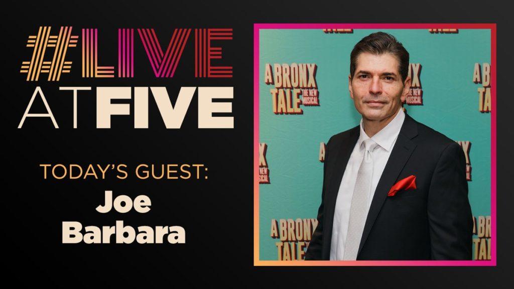 Still - Live at Five - Joe Barbara