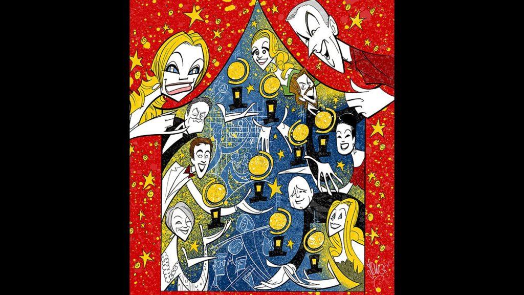 Broadway Ink - Tony Awards - wide - 6/15