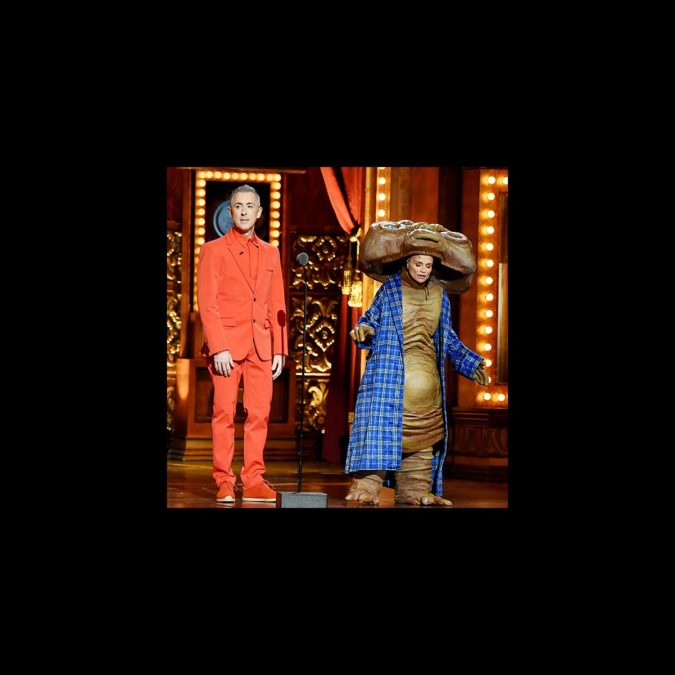 Tony Awards - Costumes - wide - 6/15 - Alan Cumming - Kristin Chenoweth