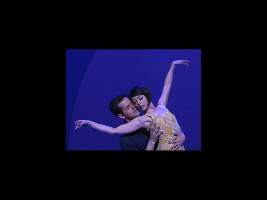 VS - An American in Paris BRoll -4/15- Robert Fairchild and Leanne Cope