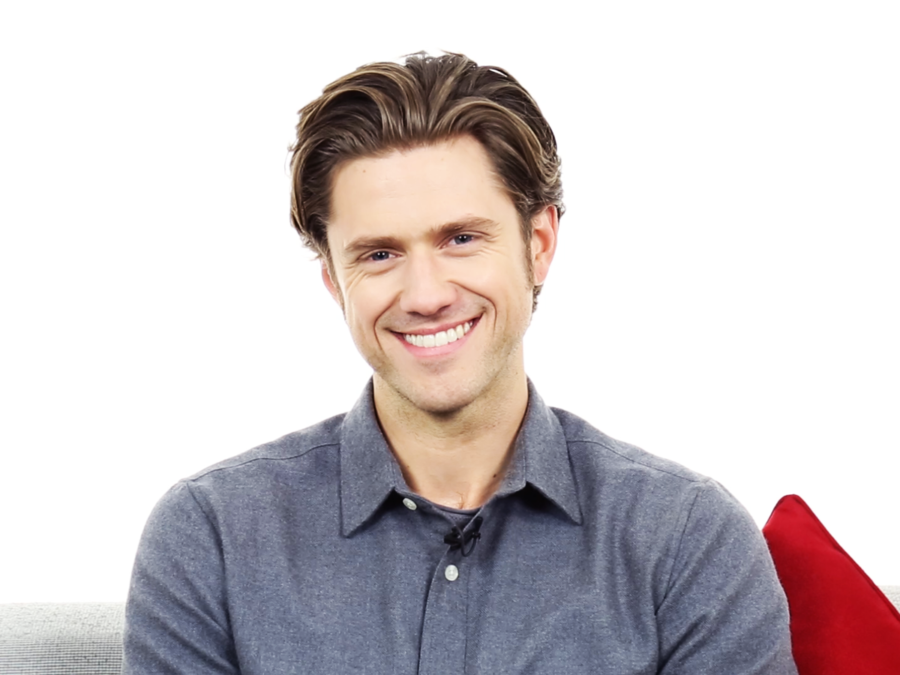 VS - Ask A Star - Aaron Tveit - 1/16 - TH