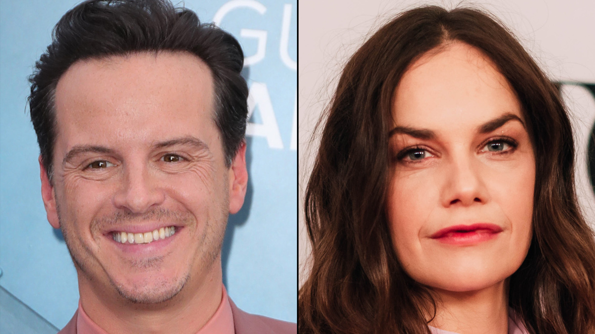 Andrew Scott - Ruth Wilson - Getty/Emilio Madrid