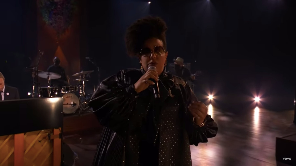 WI - Brittany Howard - Grammys - 3/21
